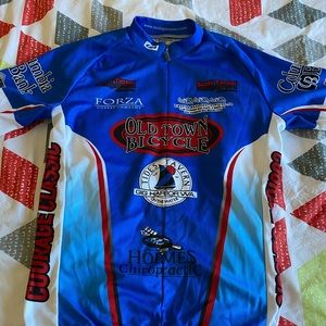 Men's Medium cycling jersey